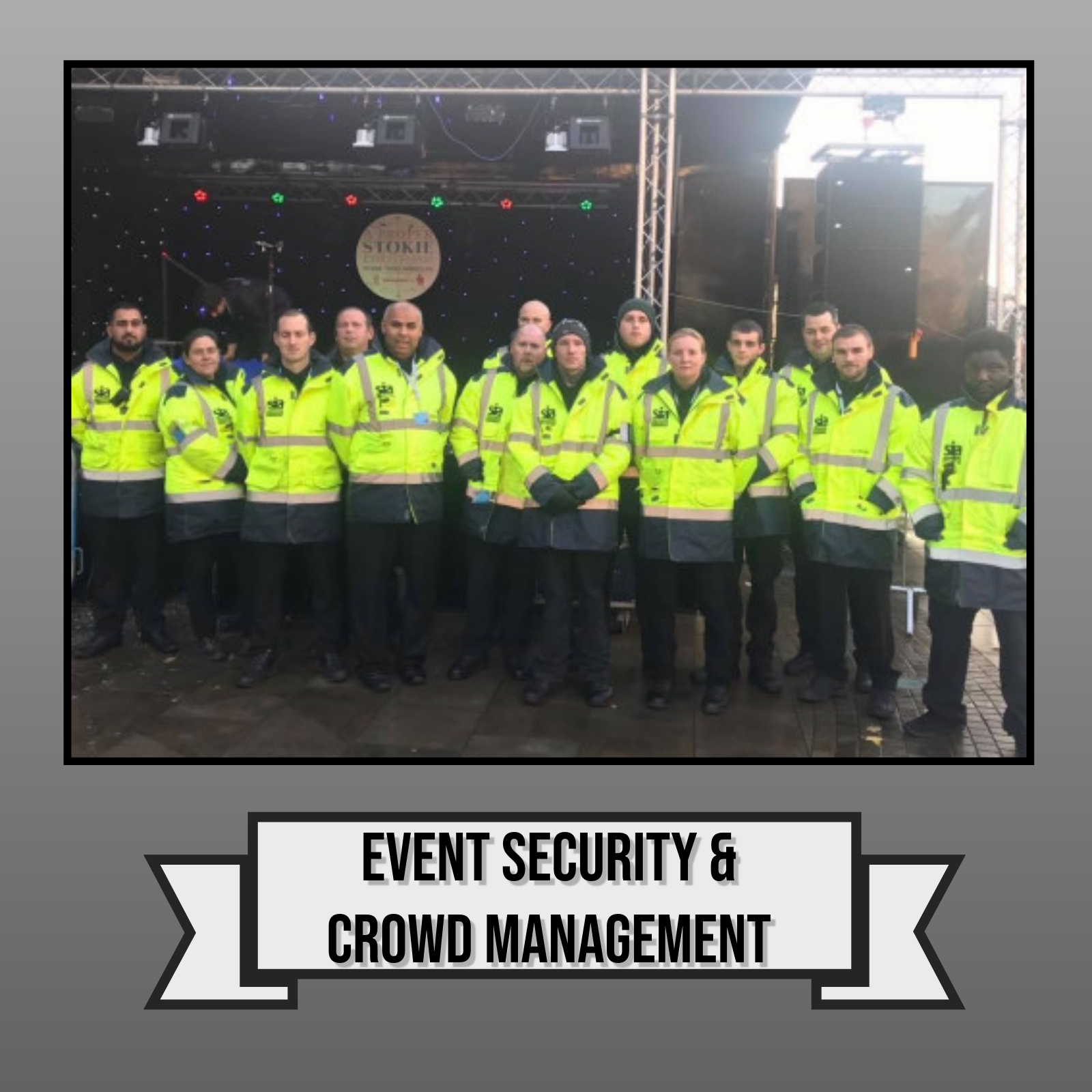 EVENT SECURITY Stoke-On-Trent